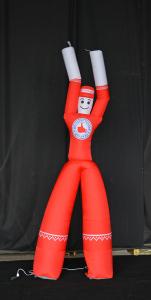 Аэромен Красный Маркет, 3,5м