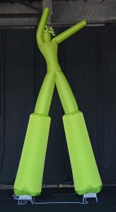 Аэромен зеленый, 7м