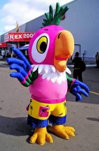 Папуга Кеша