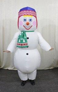 Сніговик Ялинка