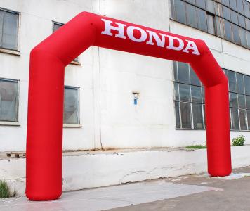 Надувная фигура Арка Honda