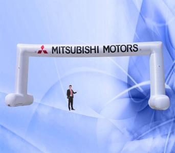 Пневмостенд Арка Mitsubihi Motors