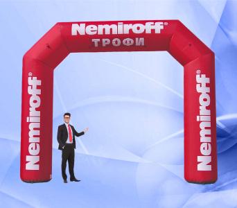 Надувная фигура Арка Nemiroff