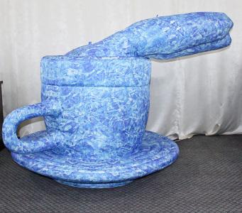 Пневмофигура Чашка Шляпника