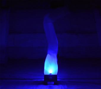 Имитация пламени с подсветкой, 5 м.