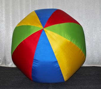 Пневмостенд Разноцветный Мяч