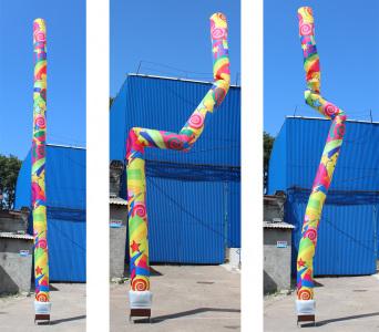 Динамическая труба Зажигай!, 10 м