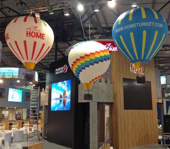 Надувные фигуры Воздушные шары, 2,7м