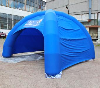 Надувной шатер Hyundai