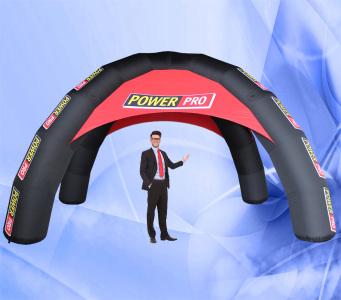 Надувний шатер PowerPro, 5х5м.