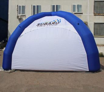 Надувной шатер Subaru, 5х5м.