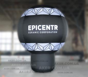 Пневмостенд Сфера на ножке Epicentr, 5м.
