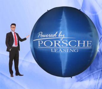Пневмоконструкция Сфера Porsche