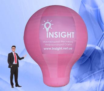 Пневмостенд лампочка Insight
