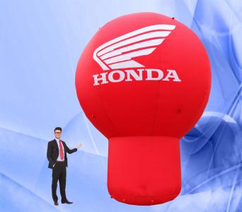 Пневмостенд Сфера на ножке Honda