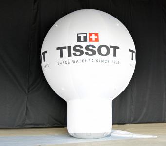 Пневмостенд Сфера на ножке Tissot