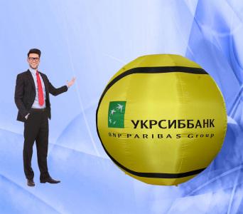 Пневмоконструкция Сфера Укрсиббанк