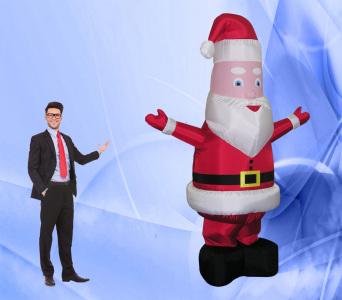 Пневмостенд Санта Клаус