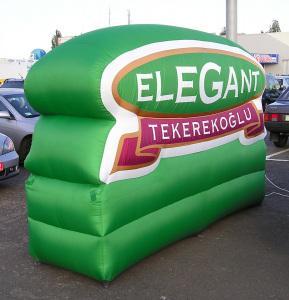Пневмостенд лого Elegant