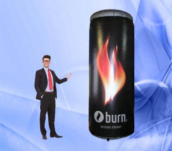 Пневмоконструкция Напиток Burn
