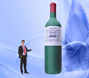 Пневмостенд Бутылка вина