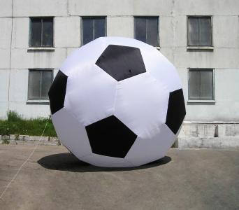 Пневмоконструкция Футбольный мяч