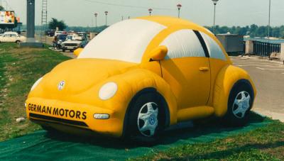 Надувная фигура Автомобиль Volkswagen