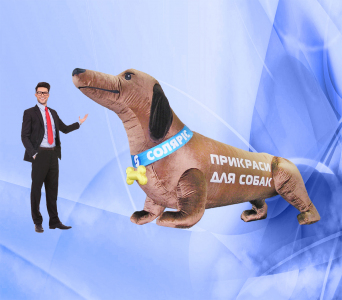 Пневмоконструкция Такса Солярис